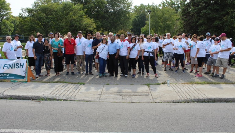 2019 Montreal Walk to END PKD